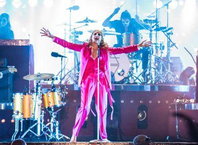 Florence + the Machine // Photo by David Brendan Hall