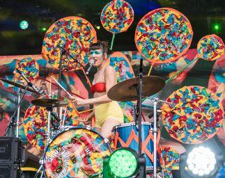 Hank and Cupcakes // Photo by David Brendan Hall