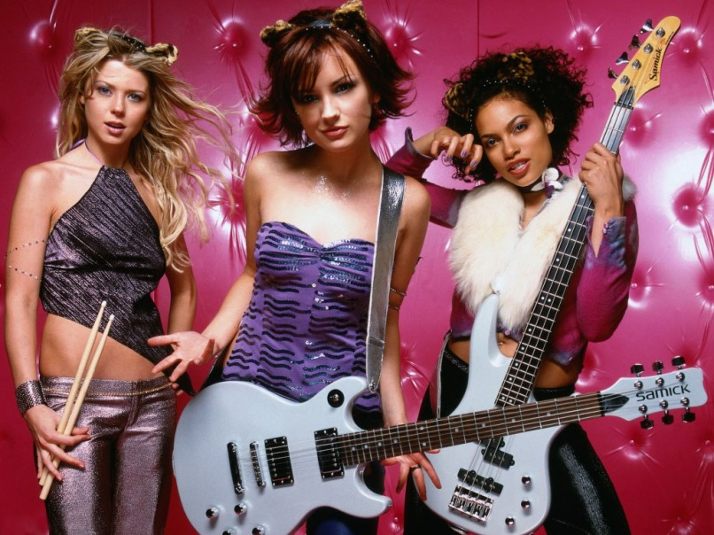 hrd josie and the pussycats 10 Fake Movie Bands We Want To Tour