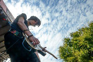Hunter Sharpe // Photo by Amy Price