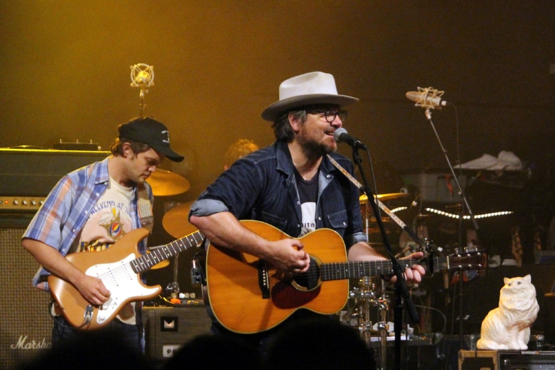 kaplan cos stubbs wilco 24 Live Review: Wilco ends their 2015 at Stubbs BBQ (9/30)