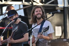 Moon Taxi // Photo by Amy Price