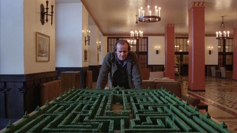 nicholson the shining Stephen King in Five Films