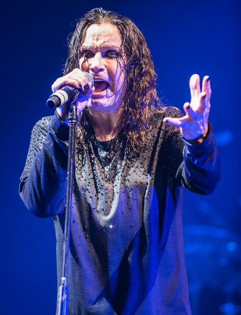 Ozzy Osbourne // Photo by David Brendan Hall