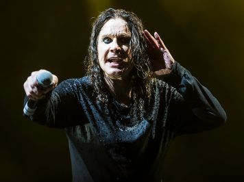 Ozzy Osbourne // Photo by David Brendan Hall
