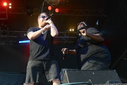 Run the Jewels // Photo by Amy Price