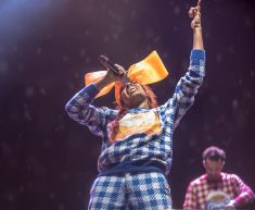 Santigold // Photo by David Brendan Hall