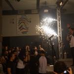 Concert fire
