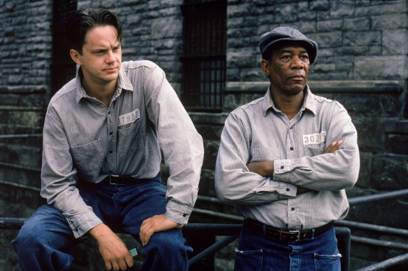 shawshank redemption Stephen King in Five Films