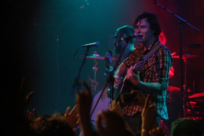 The Front Bottoms // Photo by Killian Young