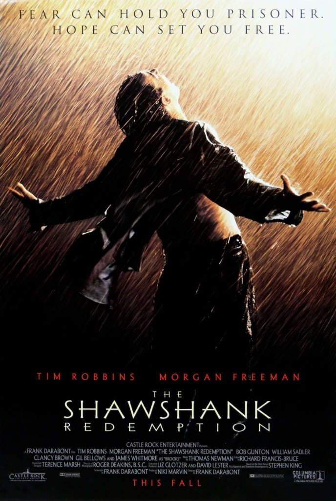 the shankshank redemption The Top 10 Stephen King Movie Adaptations