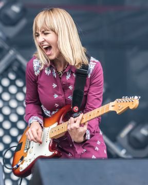 The Joy Formidable // Photo by David Brendan Hall