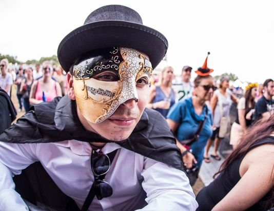 Voodoo Experience // Photo by David Brendan Hall
