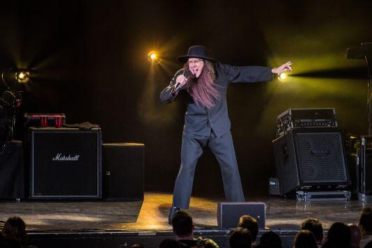 """Weird Al"" Yankovic // Photo by Nathan Dainty"