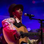 Ms. Lauryn Hill, photo by Philip Cosores