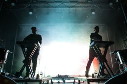 ODESZA // Photo by Philip Cosores