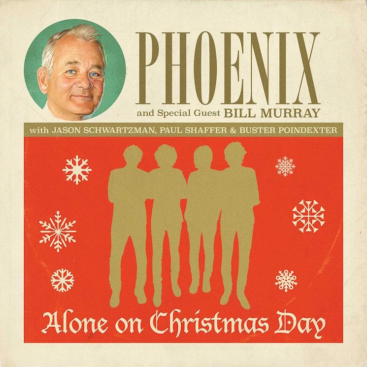 billmurray2 Bill Murray sings Jingle Bells in new trailer for Sofia Coppolas A Very Murray Christmas    watch