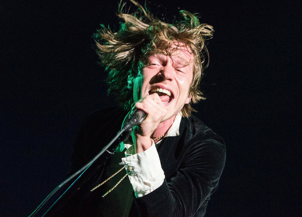 cage the elephant unveil new song trouble listen consequence of sound. Black Bedroom Furniture Sets. Home Design Ideas