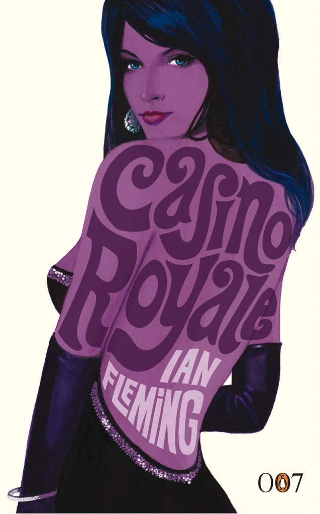 casino royale penguin book cover White? Black? Female? The Next James Bond Only Needs to Be Captivating