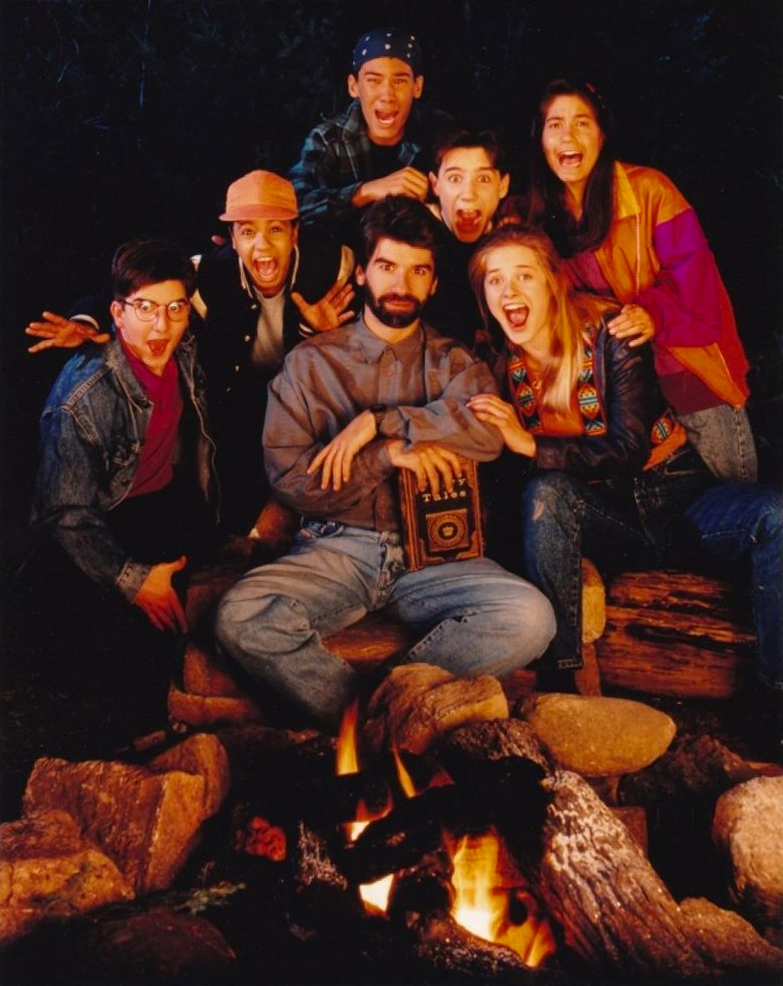 cast photo Ranking: Every Are You Afraid of the Dark? Episode From Worst to Best