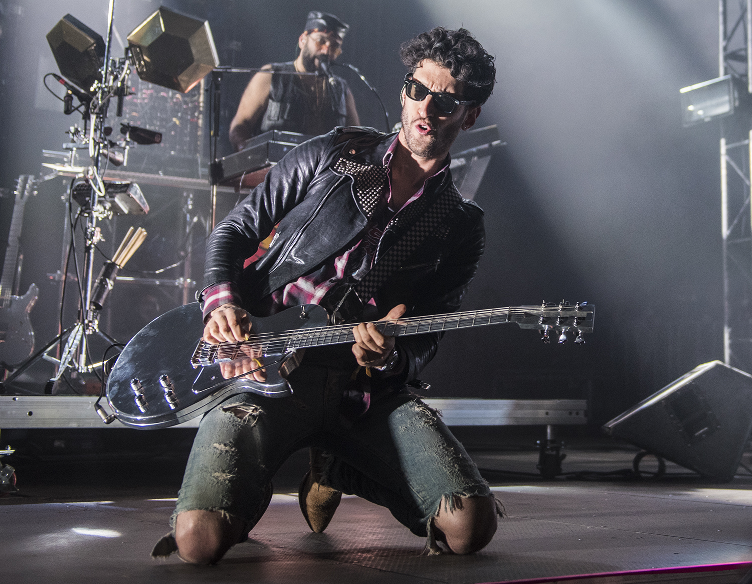 Chromeo, photo by David Brendan Hall