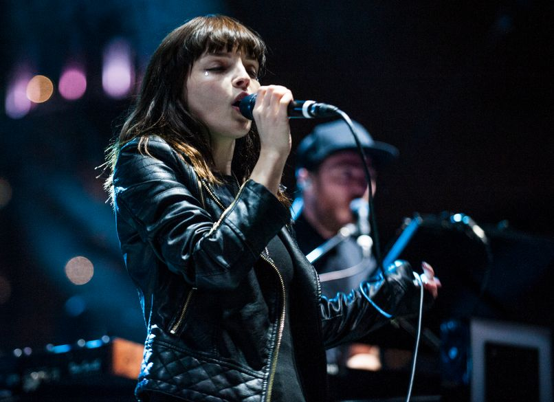 chvrches davidbrendanhall 07 How Many Songs Off New Albums Should Bands Play?