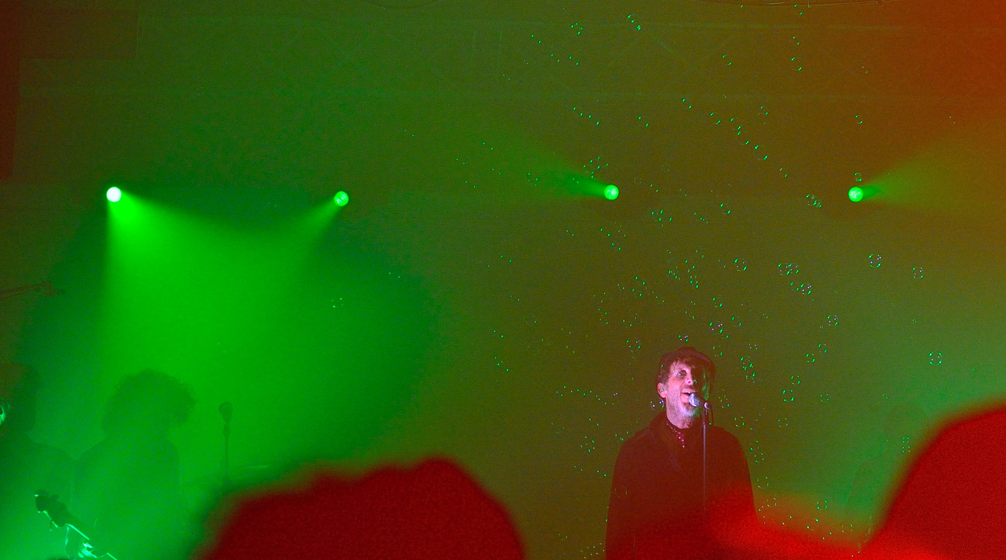 Mercury Rev // Photo by Kevin England