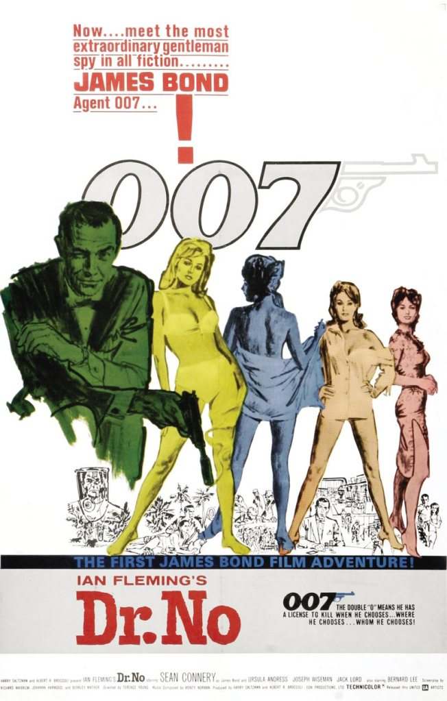 dr no Ranking: Every James Bond Film From Worst to Best