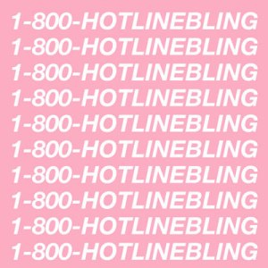 drake hotline bling Top 50 Songs of 2015