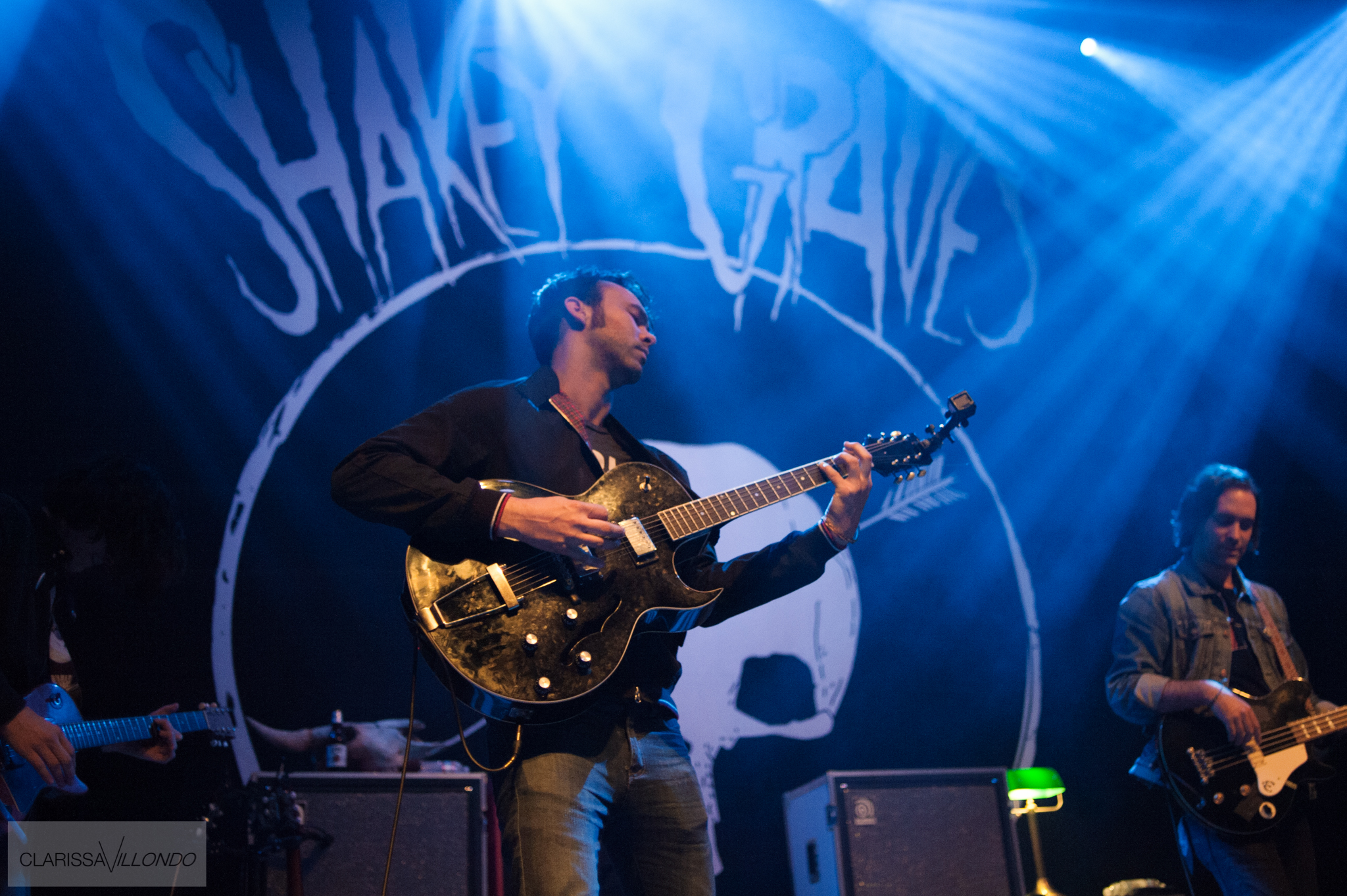 Shakey Graves // Photo by Clarissa Villondo