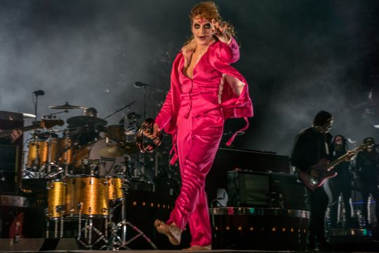 Florence + the Machine // Photo by Joshua Mellin