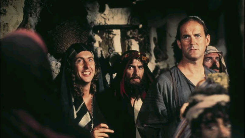 george harrison life of brian A Brief History of Musicians Turned Filmmakers
