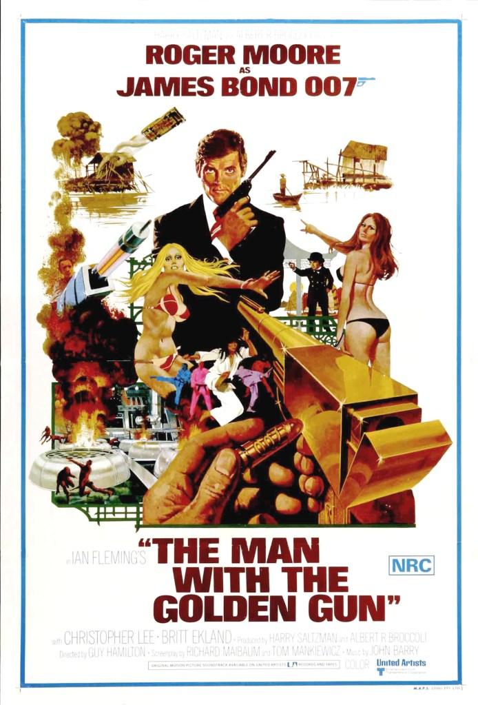 golden gun Ranking: Every James Bond Movie from Worst to Best