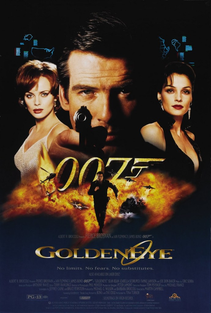 goldeneye Ranking: Every James Bond Film From Worst to Best
