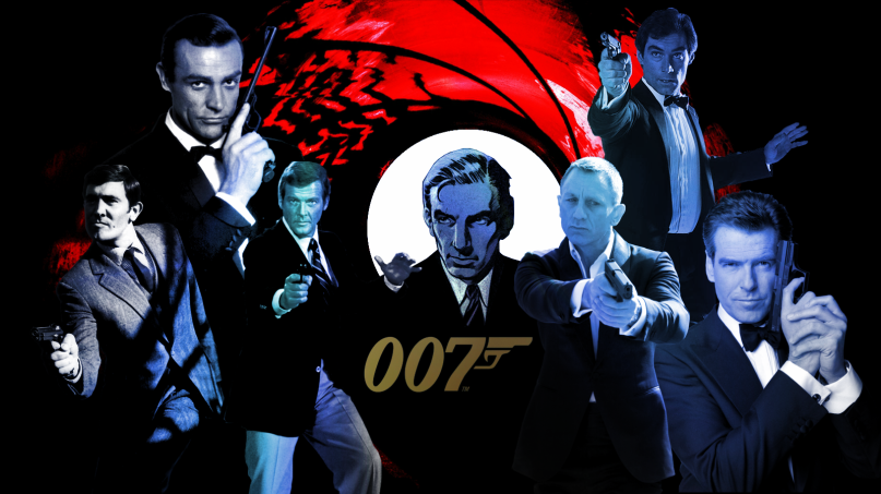 Ranking: Every James Bond Film From Worst to Best