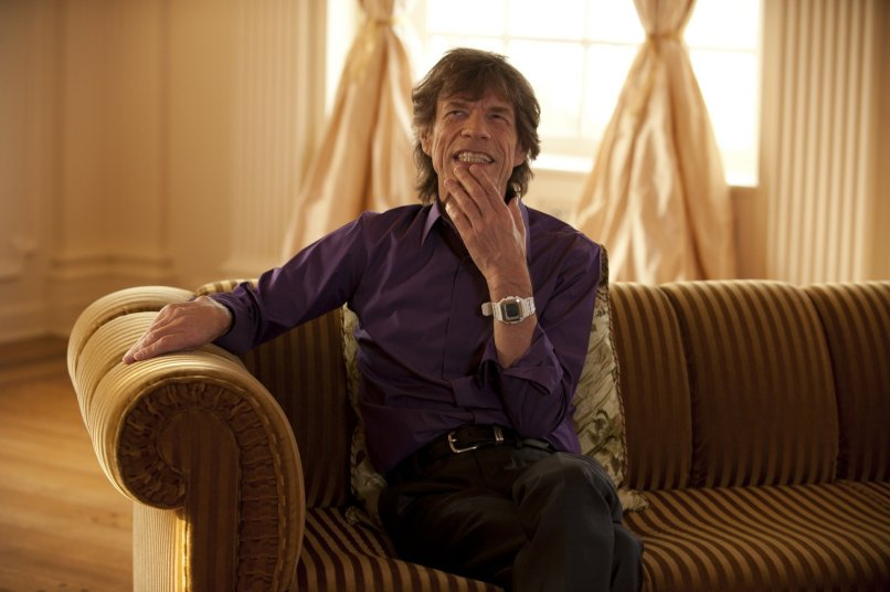 mick jagger A Brief History of Musicians Turned Filmmakers