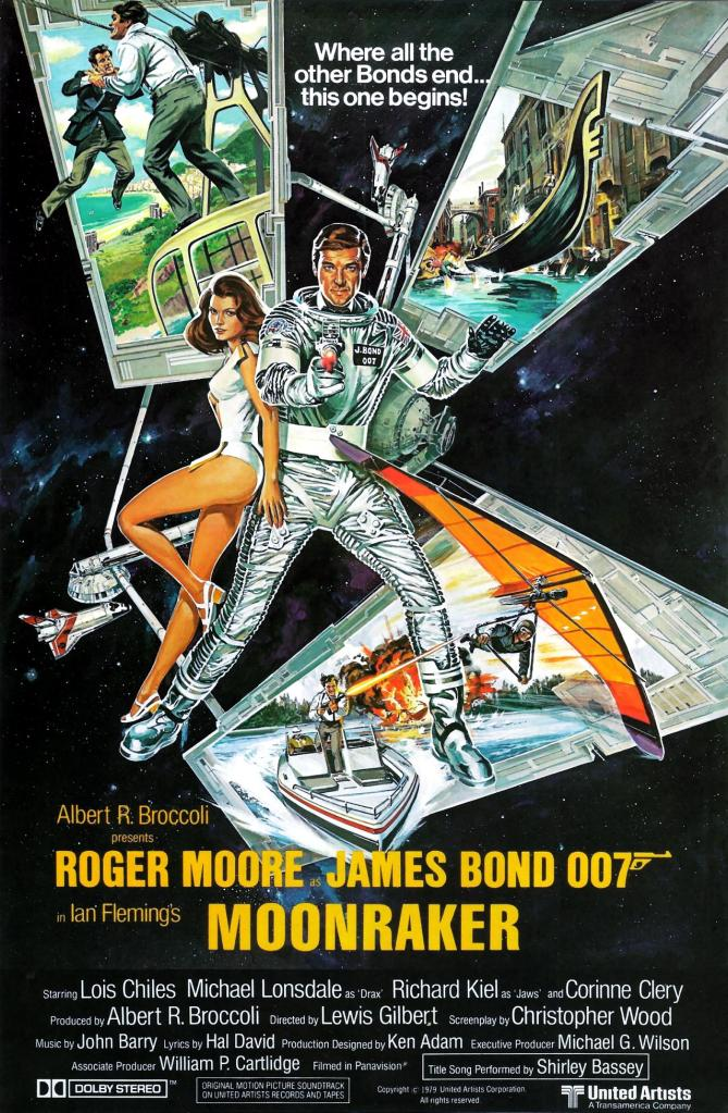 moonraker Ranking: Every James Bond Film From Worst to Best