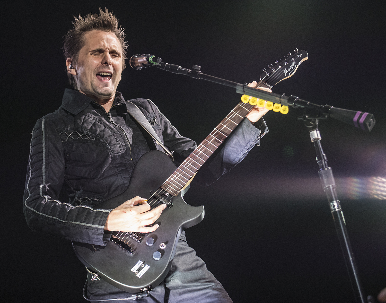 Muse // Photo by David Brendan Hall
