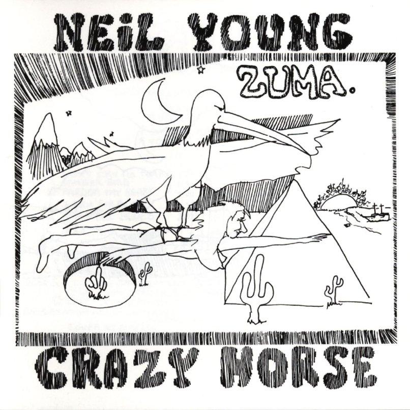 neil young zuma