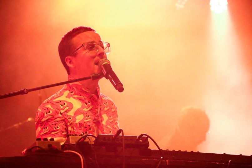 Hot Chip Remixes Katy Perry S Chained To The Rhythm Listen