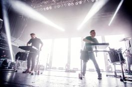 ODESZA // Photo by Wei Shi