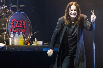 Ozzy Osbourne // Photo by Amanda Koellner