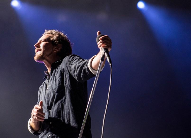 pearljam forosol davidbrendanhall 112815 10 Live Review: Pearl Jam at Mexico City's Foro Sol (11/28)