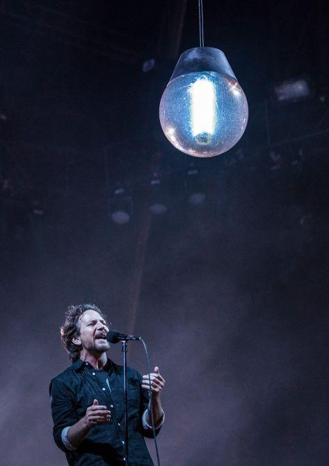 Pearl Jam // Photo by David Brendan Hall