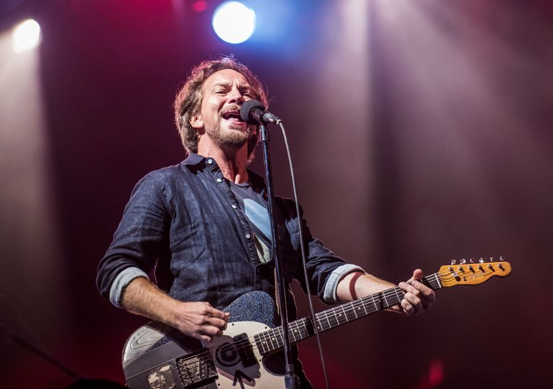 Live Review: Pearl Jam at Mexico City's Foro Sol (11/28