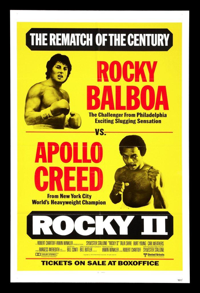 rocky 2 Yo, Adrian! I Did It! I Marathoned All Five Rocky Sequels!