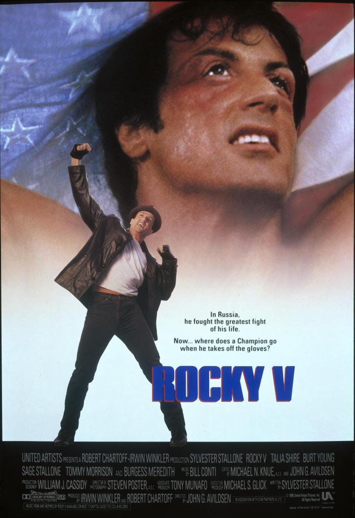 rocky 5 Yo, Adrian! I Did It! I Marathoned All Five Rocky Sequels!