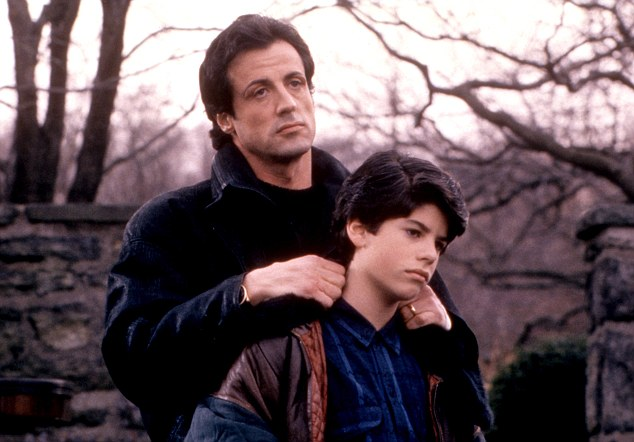 ROCKY V, Sylvester Stallone, Sage Stallone, 1990