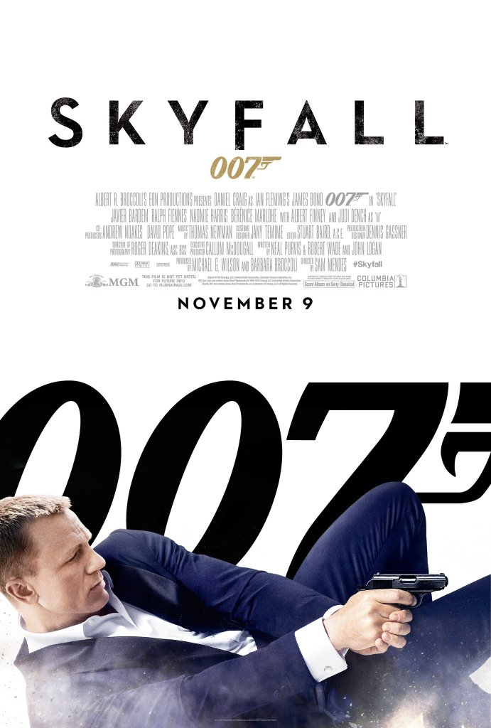 skyfall Ranking: Every James Bond Film From Worst to Best
