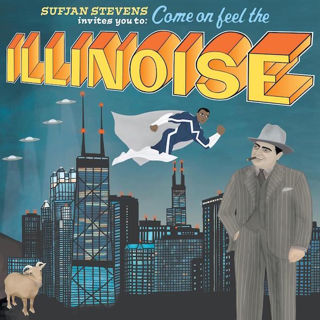 sufjan 10th anniversary illinoise CoS Readers Poll Results: Favorite Sufjan Stevens Albums
